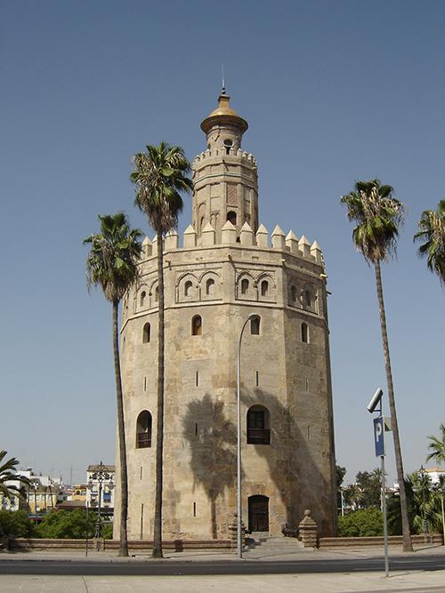 Siviglia torre oro