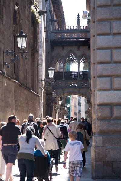 barcellona barrio gotico