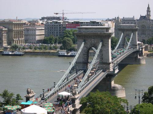 budapest ponte