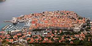 croazia dubrov