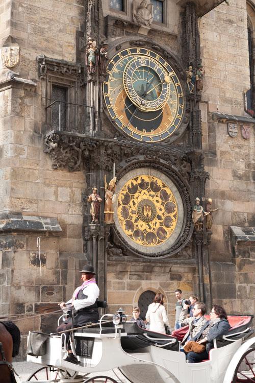 praga orologio