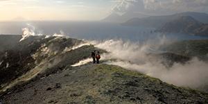 eolie vulcano